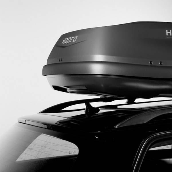 Hapro Rider 6.4 tamsiai pilka